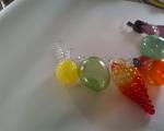 упаковка фруктовой люстры